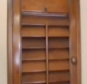 Persianas shutters de madera - Tipo de persianas ...